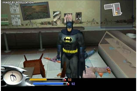 Batman Dark Tomorrow (USA) Nintendo GameCube / NGC ISO ...