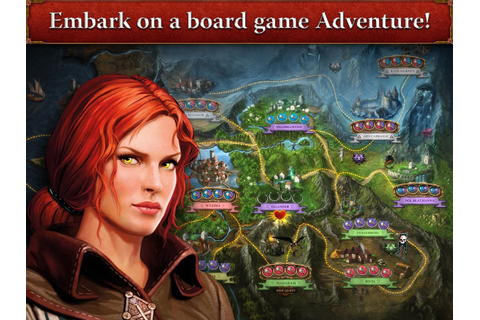 Download The Witcher Adventure Game APK v1.0.3 - Zeon Info