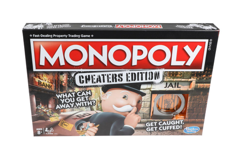 Monopoly will release cheaters edition of board game this ...