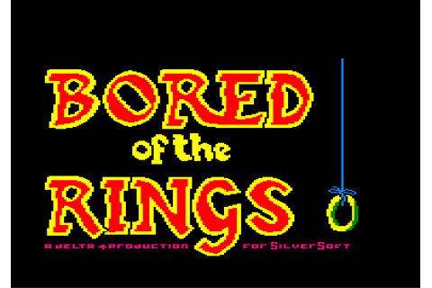 Download Bored of the Rings - My Abandonware