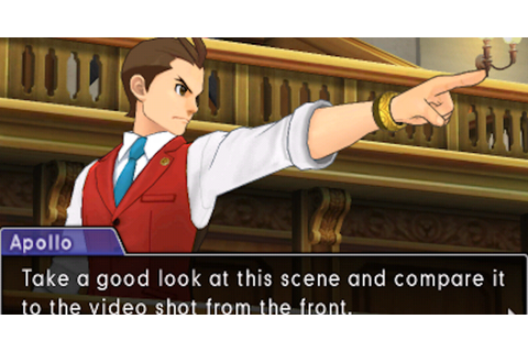 Phoenix Wright: Ace Attorney - Spirit of Justice Review ...