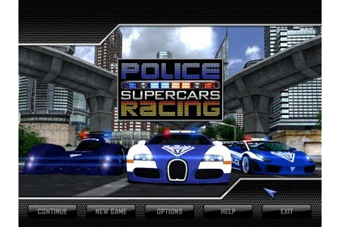 Download Game PC Gratis Terbaru: GAMES POLICE SUPERCARS RACING