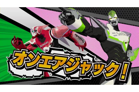 The center of anime and toku: Tiger & Bunny PSP Game Promo ...
