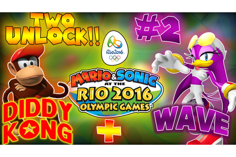 ABM: Mario & Sonic Rio 2016 Olympics Games!! Walkthrough 2 ...