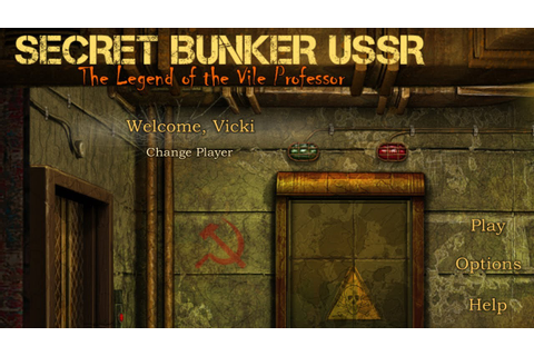 Secret Bunker USSR: The Legend of the Vile Professor ...