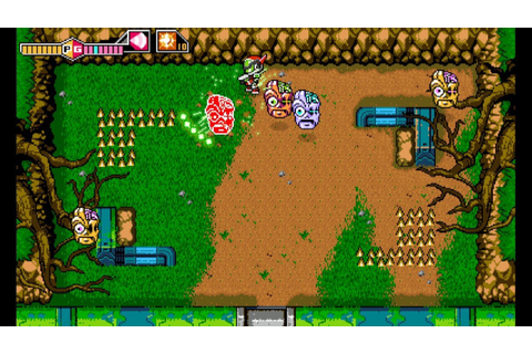 Blaster Master Zero Screenshots, Pictures, Wallpapers ...
