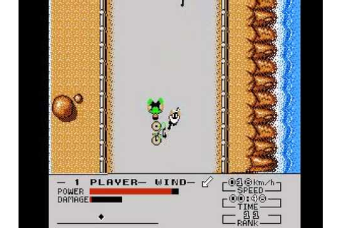 Cycle Race - Road Man (NES) - YouTube