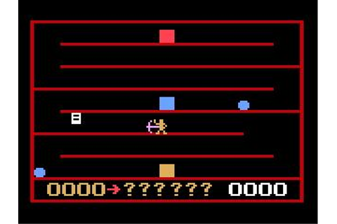 Pickaxe Pete! Download (1982 Arcade action Game)