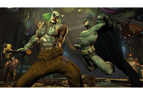 BATMAN: ARKHAM CITY Release Date and Images | Collider