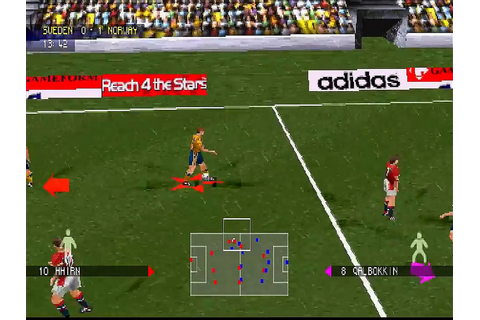 Adidas Power Soccer 98 Download Game | GameFabrique