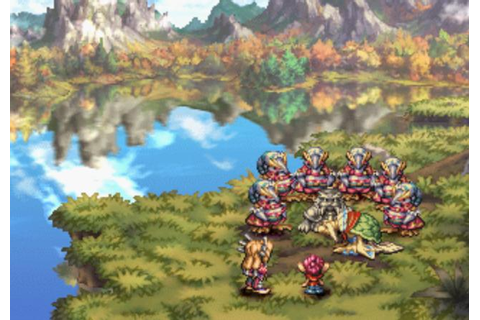 Legend of Mana (ccd) ISO
