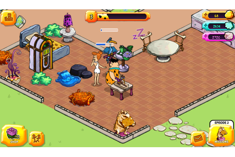 The Flintstones: Bedrock for Android - Download
