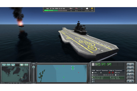 Naval War: Arctic Circle demo released | GameWatcher