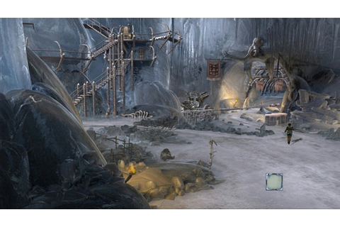 Syberia II Game | PS3 - PlayStation