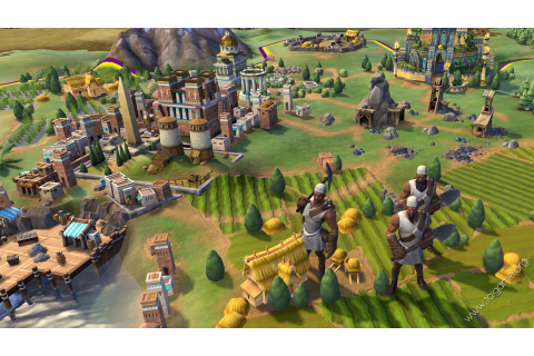 Sid Meier's Civilization VI - Download Free Full Games ...