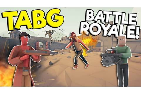 TOTALLY ACCURATE BATTLE ROYALE SIMULATOR! - Totally ...