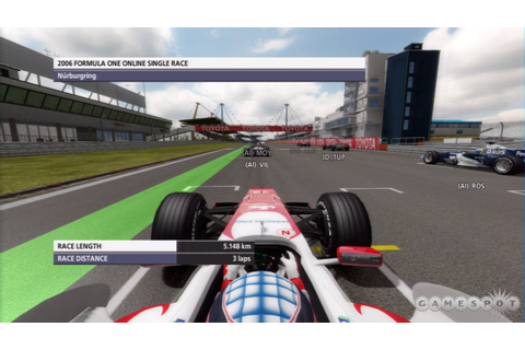 A review of Formula One Championship Edition for ...