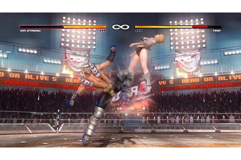 DEAD OR ALIVE 5 ULTIMATE Game | PS3 - PlayStation