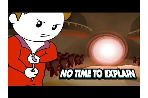 No Time To Explain Launch Trailer - YouTube