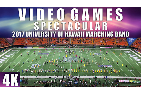 VIDEO GAMES SPECTACULAR | 2017 University of Hawaii ...