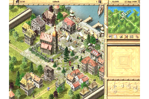 Patrician II: Quest for Power Download Game | GameFabrique