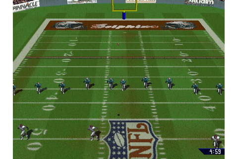 NFL Quarterback Club 96 Download (1995 Sports Game)