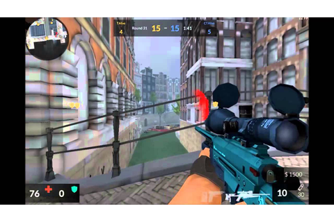 [Android Mod] Critical Ops Mod (Unlimited Credits ...