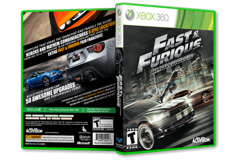 PC Games Fever: Download Fast and Furious Showdown PC Game ...