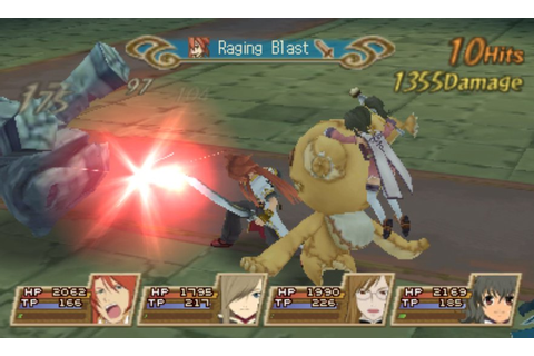 Tales Of Abyss 3DS CIA Region Free ~ 3DS Hackz