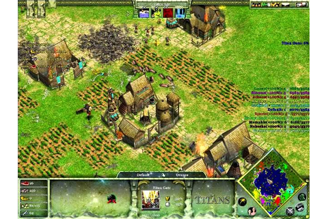 Age of Mythology The Titans Free Download PC Game