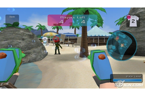 Water Warfare Screenshots, Pictures, Wallpapers - Wii - IGN