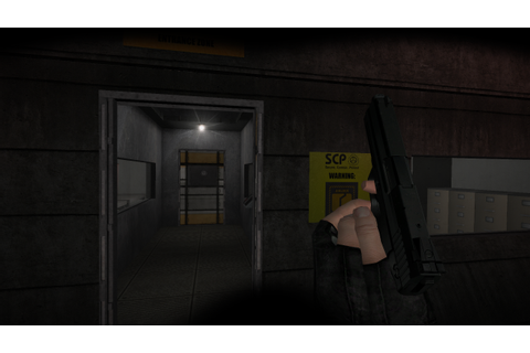 SCP - Containment Breach Windows game - Indie DB