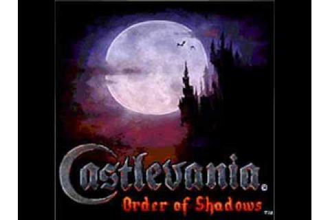 Castlevania: Order of Shadows - Coarse Grind (Roland Mix ...
