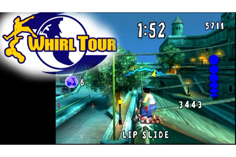 Whirl Tour ... (PS2) - YouTube
