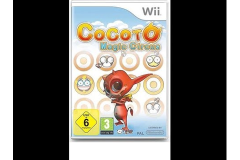 Cocoto Magic Circus - Wii - Full Game - YouTube