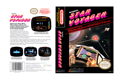 Star Voyager Review – Nintendo Times