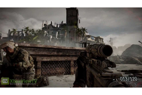 Medal of Honor WARFIGHTER - First Single-Player Gameplay ...