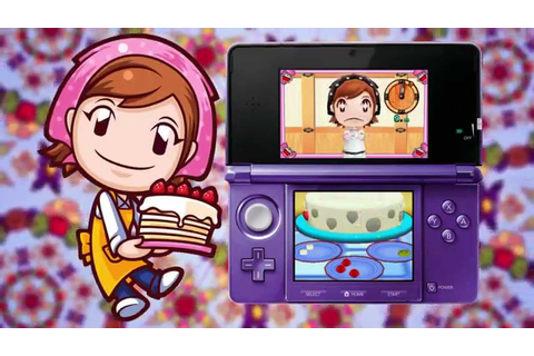 Cooking Mama 5: Bon Appétit! Launch Trailer - YouTube