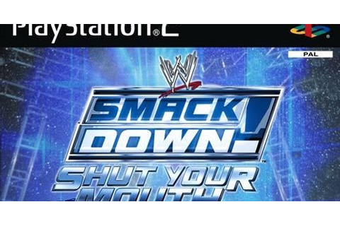 Link Software: Download WWE Smackdown Shut Your Mouth Game ...