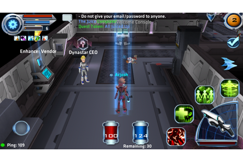 Android Game Review: Star Legends - The Blackstar ...