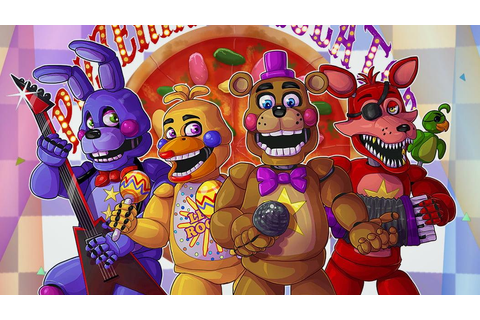 Five Nights at Freddy's sequel secretly stashed inside ...