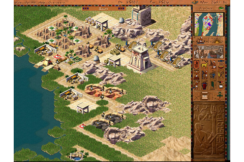 Pharaoh + Cleopatra on GOG.com