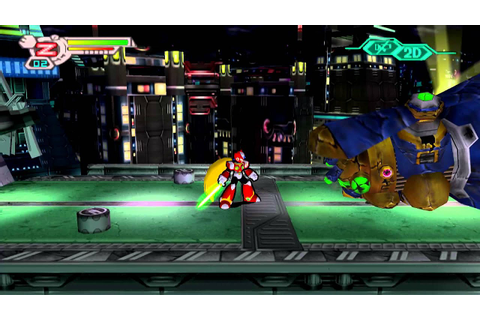 [PCSX2] Rockman X7 1080p Full Speed Widescreen Patched 4x ...