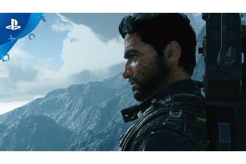 Just Cause 4 – E3 2018 Gameplay Showcase | PS4 ⋆ Game Site ...