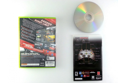 Project Gotham Racing 3 game for Xbox 360 (Complete) | The ...