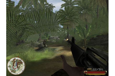 The Hell in Vietnam Download - Old Games Download