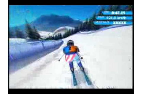Winter Sports 2: The Next Challenge (Xbox 360) Downhill ...