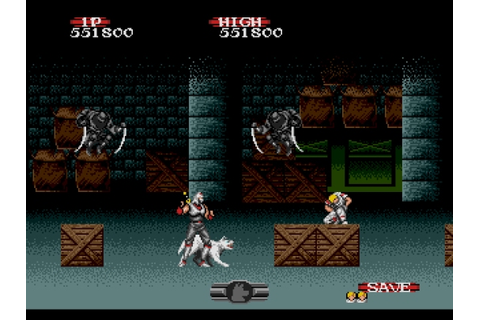 Shadow Dancer: The Secret of Shinobi | Sega Does