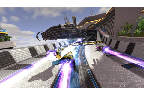 GamingBuzz - News Blog: New Wipeout Game