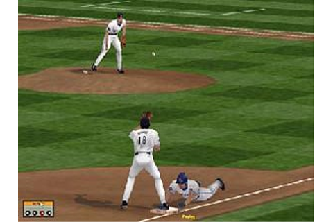Microsoft Baseball 2001 Archives - GameRevolution